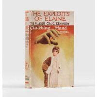 The Exploits of Elaine. A Detective Novel.
