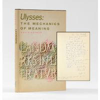 Ulysses: The Mechanics of Meaning.