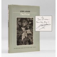 The New Ansel Adams Photography Series / Book 3. The Print.