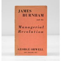 James Burnham and the Managerial Revolution.
