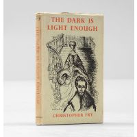 The Dark is Light Enough.