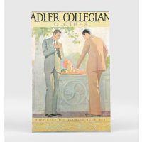 Adler Suits Standee -