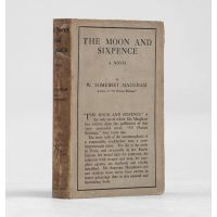 The Moon and Sixpence. A Novel.