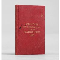 Regulations (Under the Colonial Forces Act, 1892.) for the Volunteer Force, 1898.