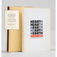 Hearth. Thirty Nine Poems and Three Etchings.