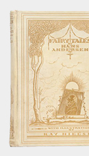 Children's Illustrators Books Rare and First Edition